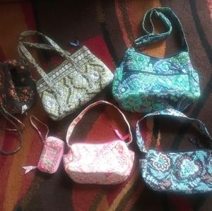 Vera Bradley pocketbooks